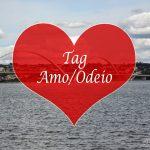 Tag: 10 coisas que amo e odeio