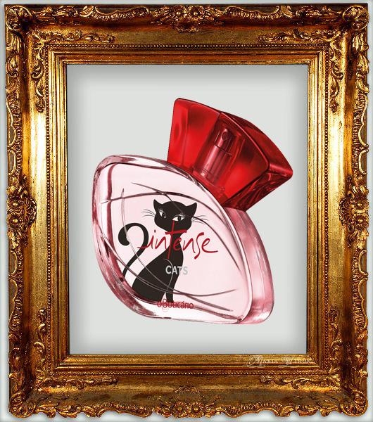 Coleção intense Cats Desodorante Colônia
