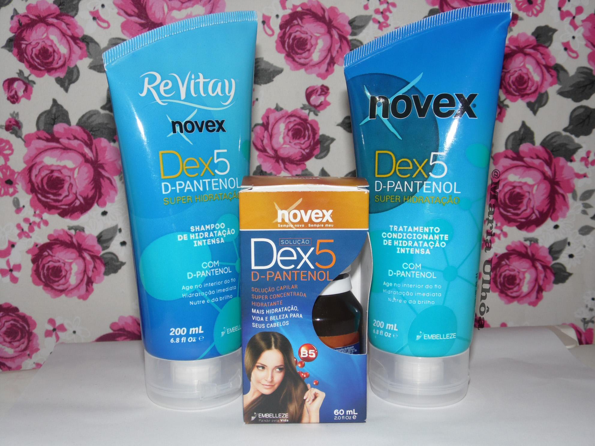 Dex 5 D-pantenol Novex