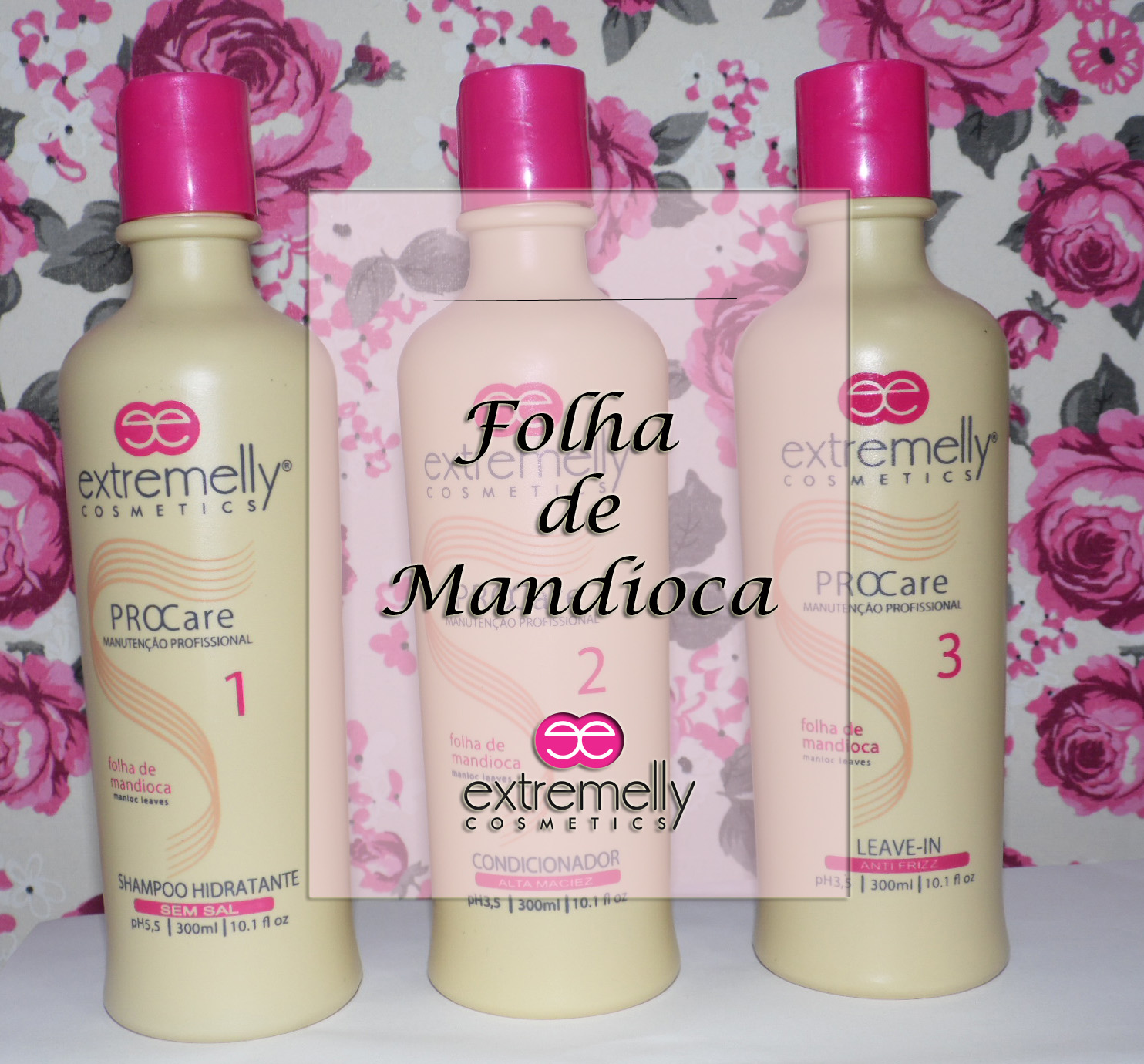 Folha de Mandioca extremelly