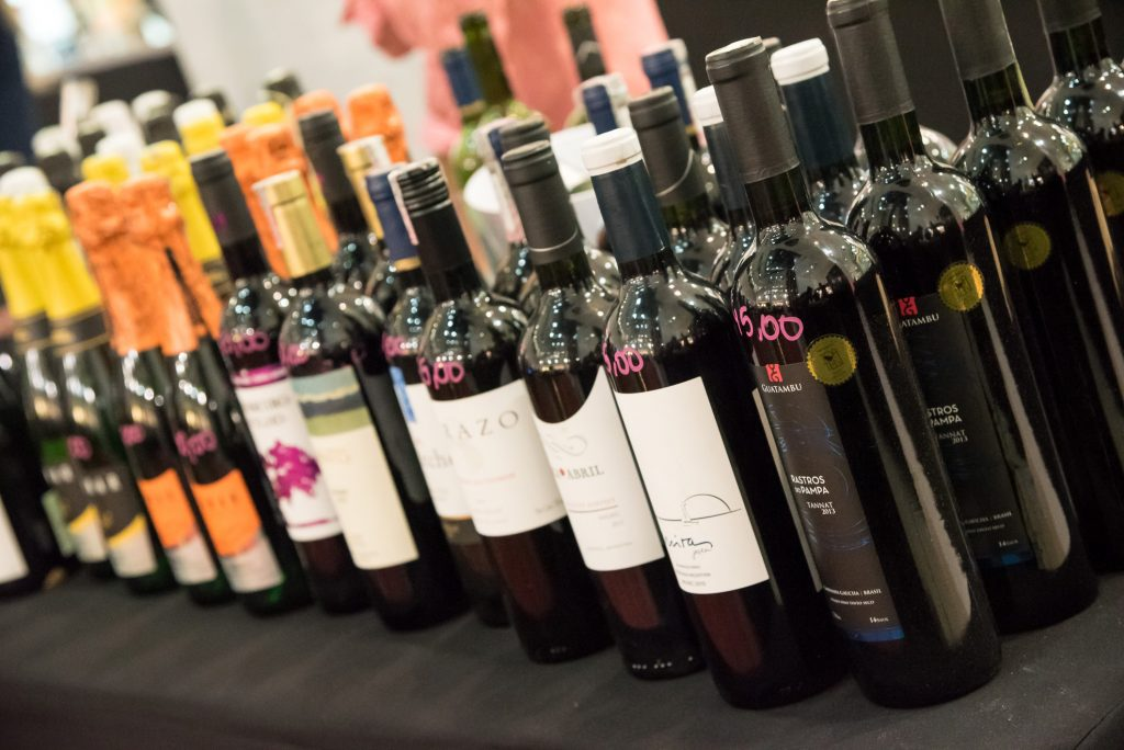 3ª edição de festival de vinhos