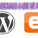 Como adicionar o Link me no blog