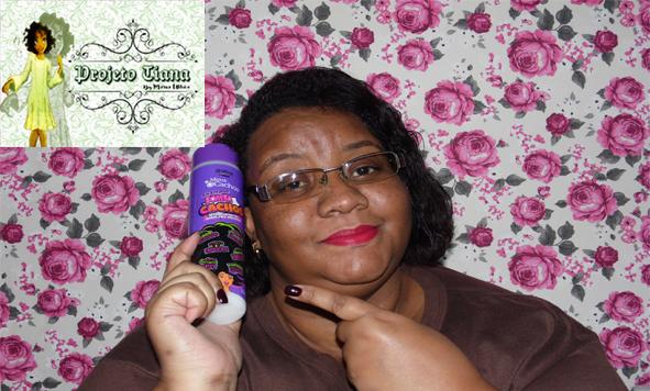 Shampoo bomba cachos