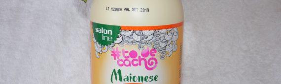 Maionese Capilar #Todecacho Salon Line