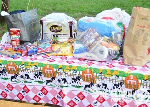 Em 2016 foi realizado nosso I picnic solidrio foi feitohellip