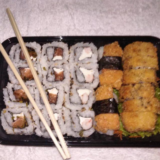 Quando bate a vontade de comida japonesa corro para pedirhellip