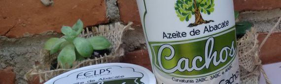FELPS – Linha Cachos Azeite de abacate
