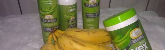 Novex – Superfood Biomassa de Banana e Açúcar Mascavo